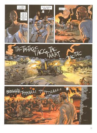 Djinn 8 Fievres par Jean Dufaux, Ana Miralles