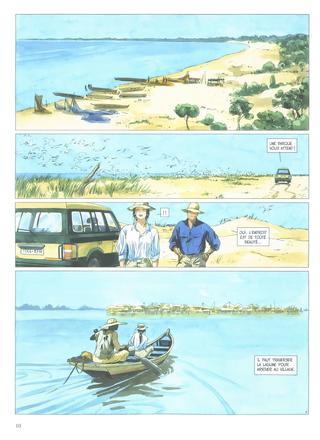 Djinn 6 La Perle Noire par Jean Dufaux, Ana Miralles