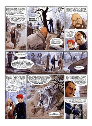 Rapaces 2 par Jean Dufaux, Enrico Marini