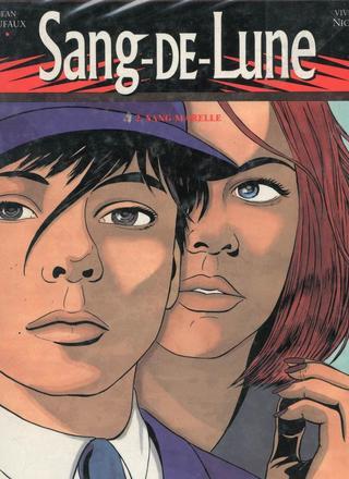 Sang-De-Lune 2 Sang-Marelle par Jean Dufaux, Viviane Nicaise