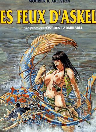 Les Feux d'Askell 1 l'Onguent Admirable par Jean-Louis Mourier, Scotch Arleston