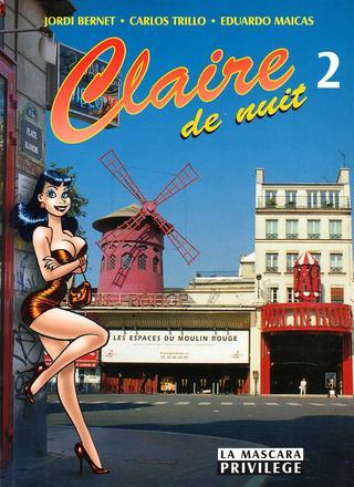 Claire de Nuit 2 de Jordi Bernet, Claudio Trinca