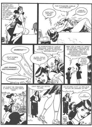 Claire de Nuit 1 de Jordi Bernet, Claudio Trinca
