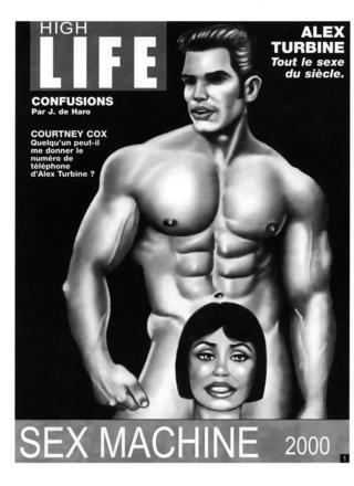 Sex Machine 2000 par Josep de Haro