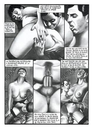 Sex Machine 3 par Josep de Haro