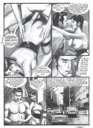 Sex Machine 2 par Josep de Haro