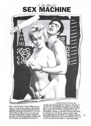 Sex Machine 1 par Josep de Haro