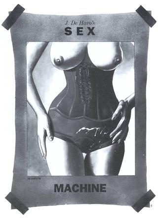 Sex Machine 7 par Josep de Haro