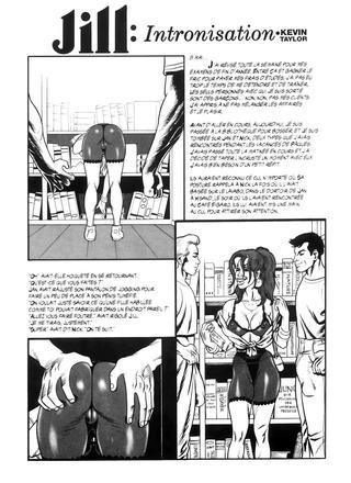 Jill Intronisation par Kevin Taylor