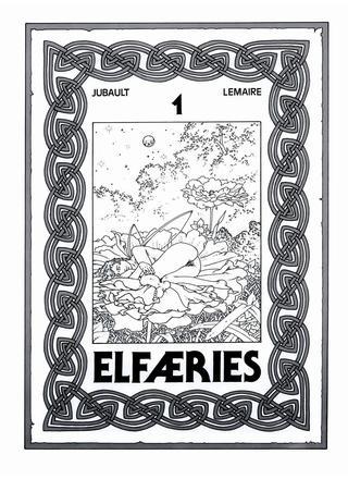 Elfaeries 1 par Lemaire, Jubault