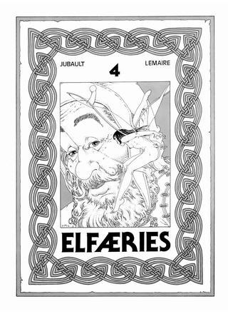 Elfaeries 4 par Lemaire, Jubault
