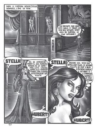 Stella 2 Les Nuits Sadiques de Loic Foster