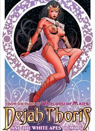Dejah Thoris and the White Apes of Mars 3 de Lui Anconio