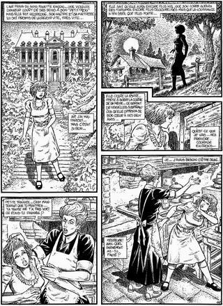 Premices et Soumissions de Mancini