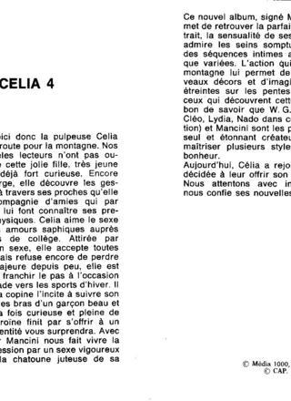 Celia 4 de Mancini