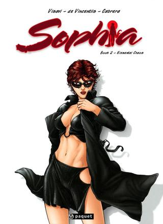 Sophia 2 Elemental Chaos von Massimo Visavi, Adriano de Vicentiis