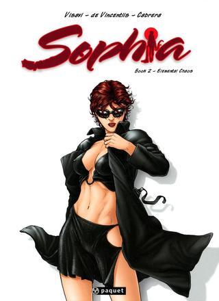 Sophia 2 Elemental Chaos de Massimo Visavi, Adriano de Vicentiis