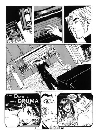 The Devil in Miss Druona de Messina