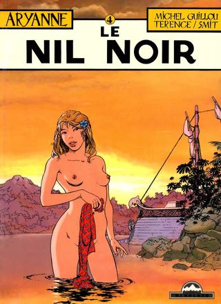 Aryanne 4 Le Nil Noir de Michel Guillou, Jean-Claude Smit, Terence