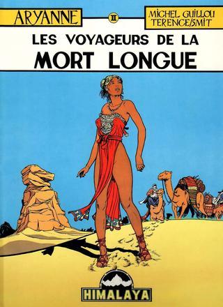 Aryanne 2 Les Voyageurs de la Mort Longue de Michel Guillou, Jean-Claude Smit, Terence