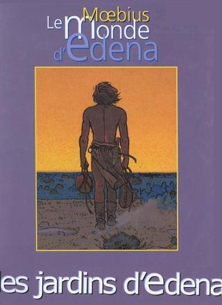 Le Monde d'Edena 2 Les Jardins d'Edena par Moebius