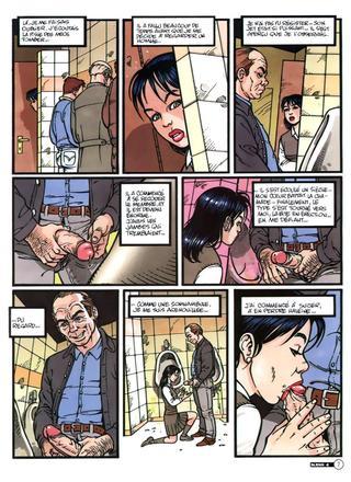Les Petites Vicieuses Psychanalyse Profonde de Monica, Beatriz