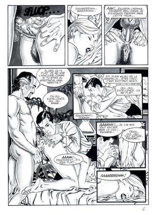 Honeymoon Dressage et Punition de Morale Stramaglia