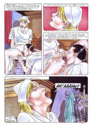 Viviane Infirmiere Libertine 1 de Muratori