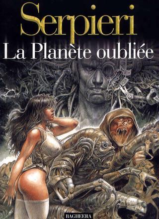 Druuna 7 La Planete Oublie by Paolo Eleuteri Serpieri