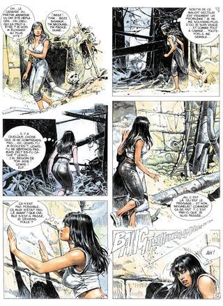 Druuna Morbus Gravis 2 de Paolo Eleuteri Serpieri