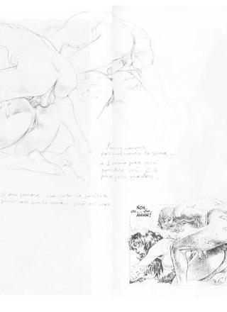 Druuna X de Paolo Eleuteri Serpieri