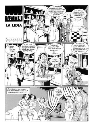 Fetty Betty 4 La Lidia de Pardo, Perezzero