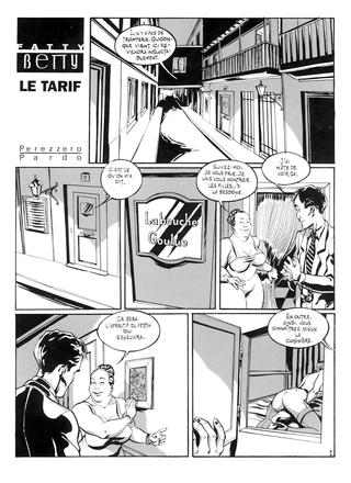 Fetty Betty 3 Le Tarif de Pardo, Perezzero