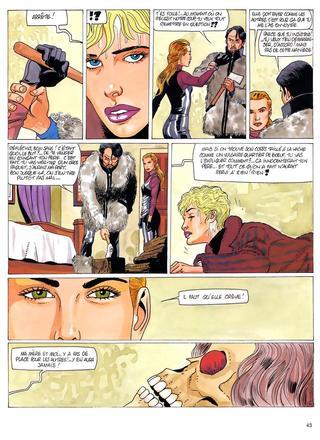 Jessica Blandy 19 Erotic Attitude de Renaud Denauw