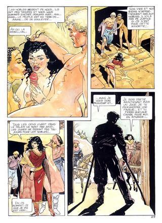 La Tsarine Noire de Salomon Grundig