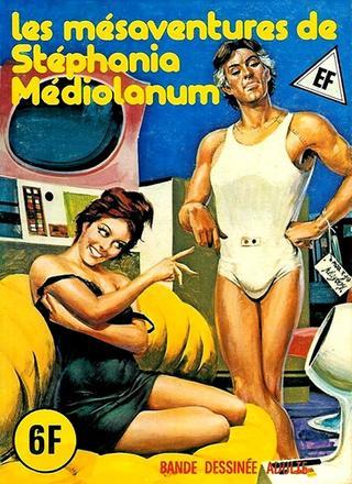 Les Mesaventures de Stephania Mediolanum par Serie Rouge