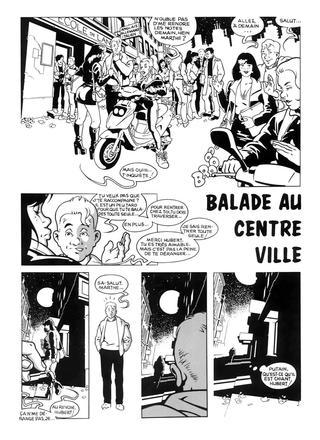 Balade au Centre Ville par Tobalina