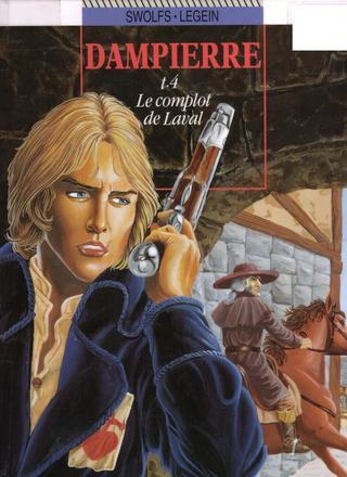 Dampierre 4 Le Complot de Laval par Yves Swolfs