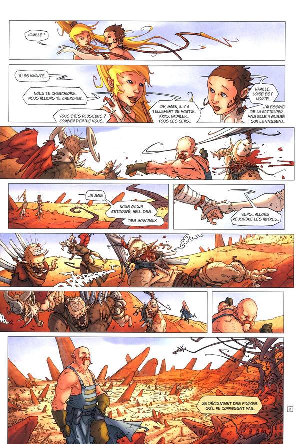 La geste des chevaliers dragons