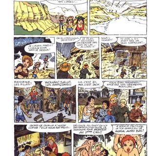 Les Saintes Nitouches 3 de Aidans, Hardan