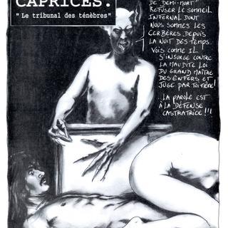 Les Derniers Caprices de Alain Fretet