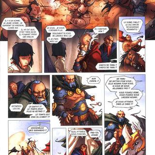 La Geste des Chevaliers Dragons 10 Vers La lumiere par Alberto Varanda, Ange