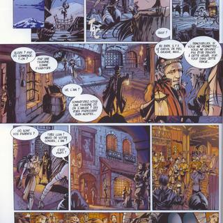 La Geste des Chevaliers Dragons 2 Akanah par Alberto Varanda, Ange