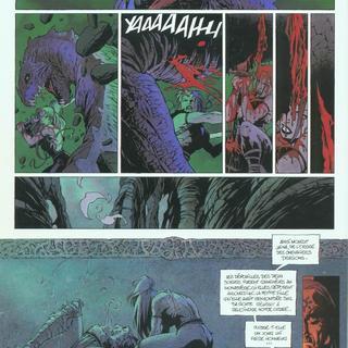 La Geste des Chevaliers Dragons 1 Jaina par Alberto Varanda, Ange