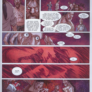 La Geste des Chevaliers Dragons 3 Le Pays de non-vie par Alberto Varanda, Ange