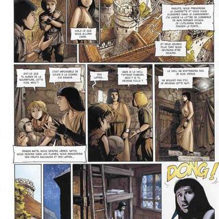 La Geste des Chevaliers Dragons 7 Revoir le Soleil par Alberto Varanda, Ange
