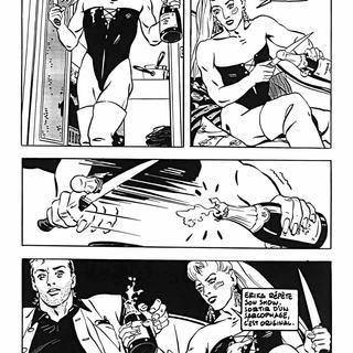 Police by Night 1 Kiki la Drag-Queen par Alex Varenne