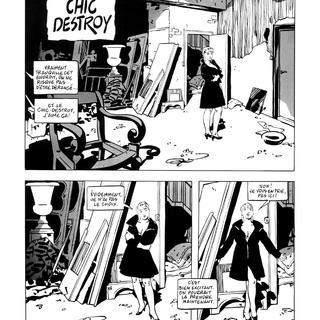 Chic Destroy par Alex Varenne