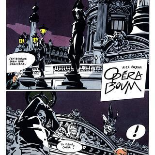 Opera Boum par Alex Varenne