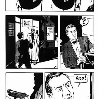Police by Night 2 Rico le Proxenete par Alex Varenne